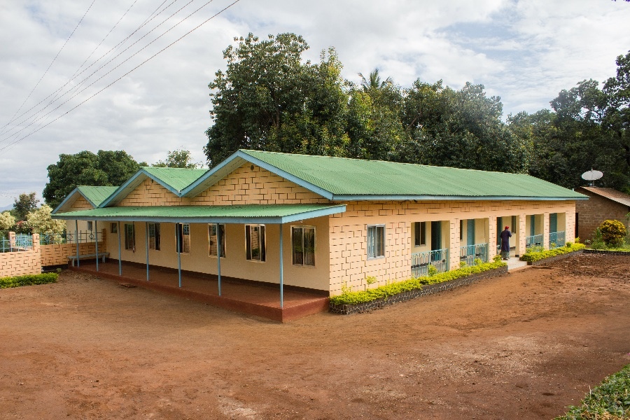 Africa Training & Resource Center facility